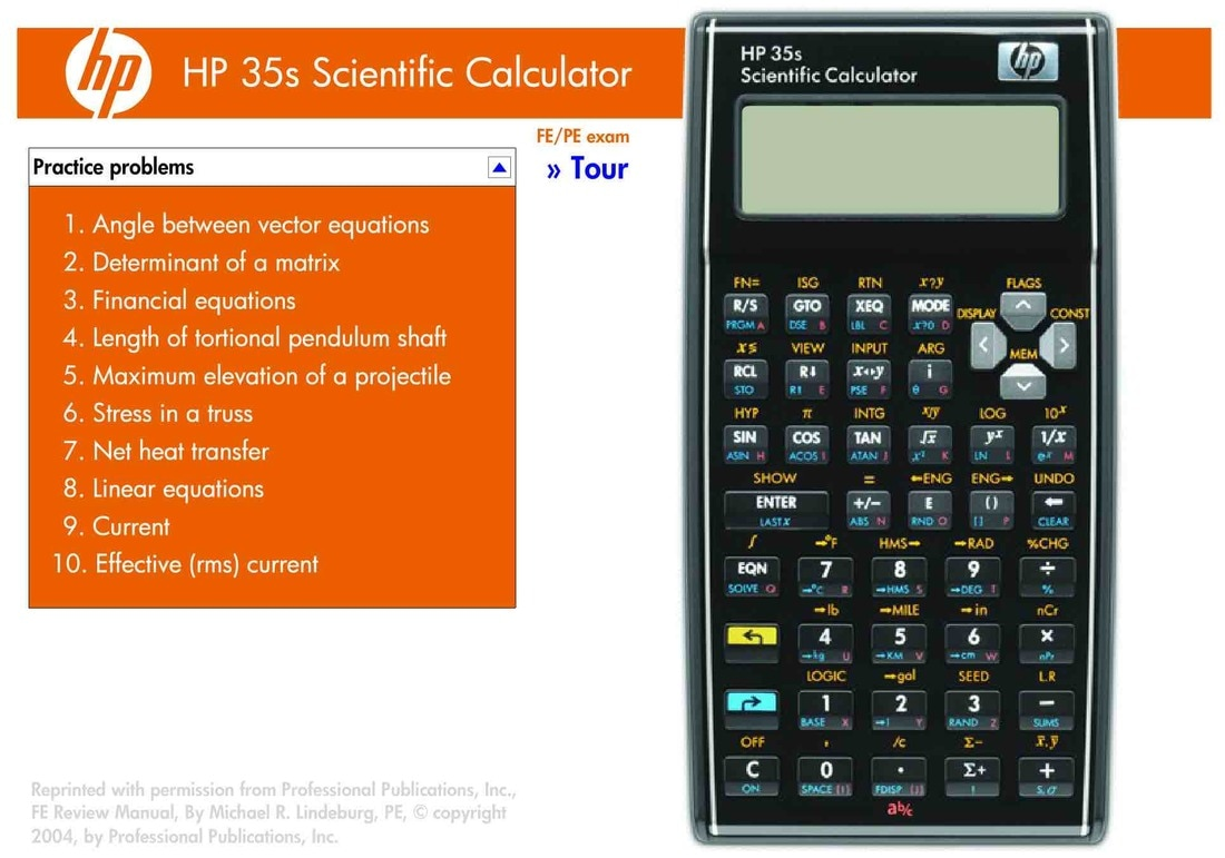 Choosing The Best Calculator for the 2018 FE Exam - PPE Headquarters