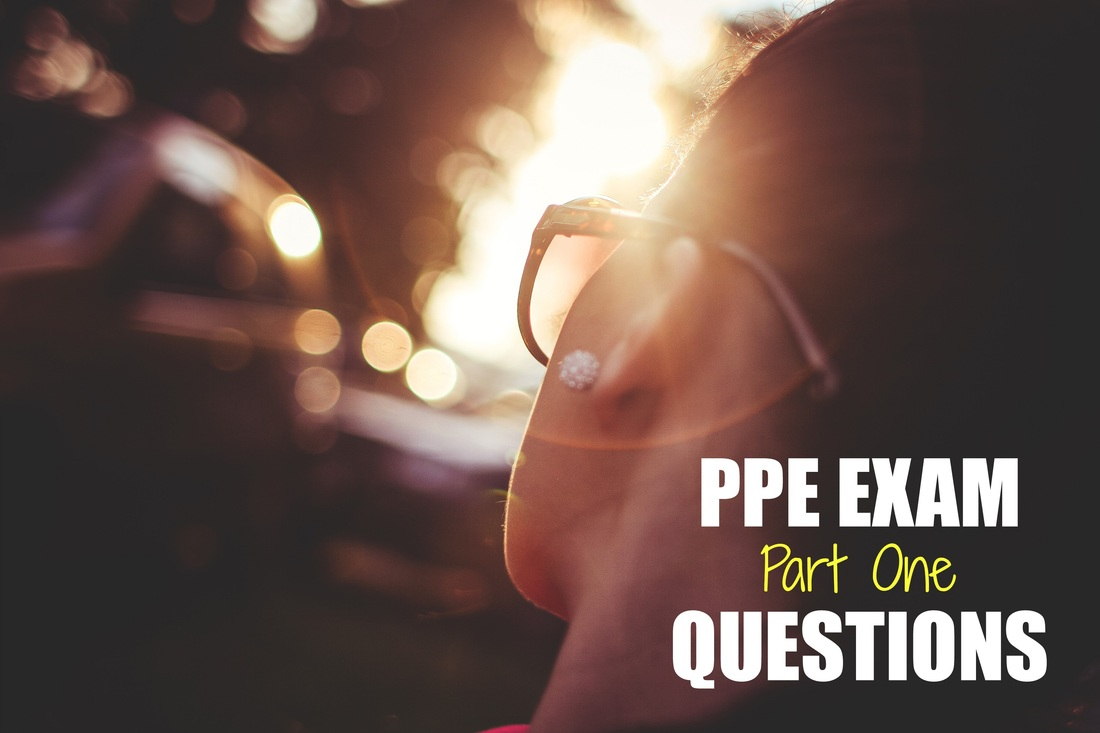 PEO PPE Exam Questions 1