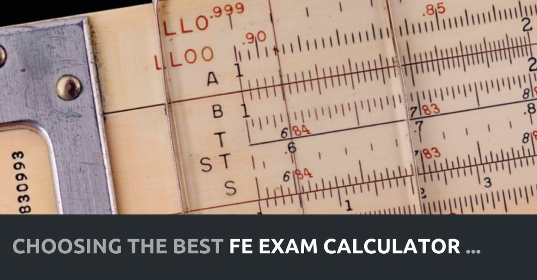 FE Exam Calculator