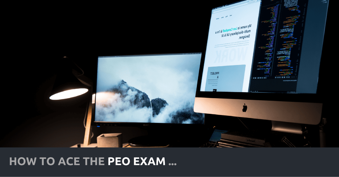 PEO Exam Feature Image